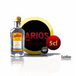 Botellita Miniatura Ginebra Larios 5 Cl
