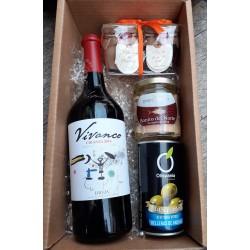 Estuche vino Rioja Duo