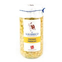 Pochas frescas el Navarrico 660 grs.
