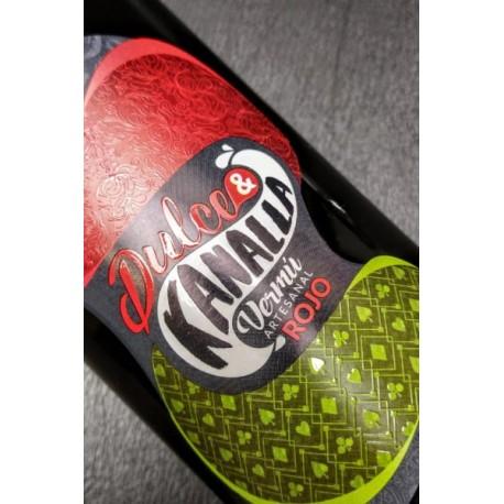 Vermut Dulce & Kanalla Rojo
