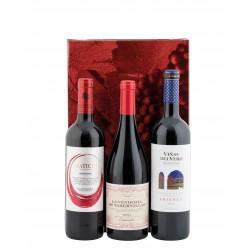 Vinos Mixtos C/3 Botellas 691