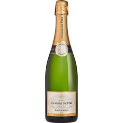Champagne Charles de Fere Reserva Brut Blanc de Blancs francés