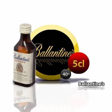 Botellita Miniatura Whisky Ballantine's 5 Cl