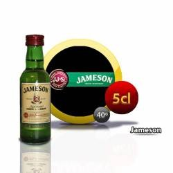 Botellita Miniatura Whisky Jameson 5 Cl