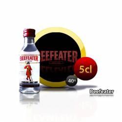 Ginebra Beefeater - Botellita 5 Cl